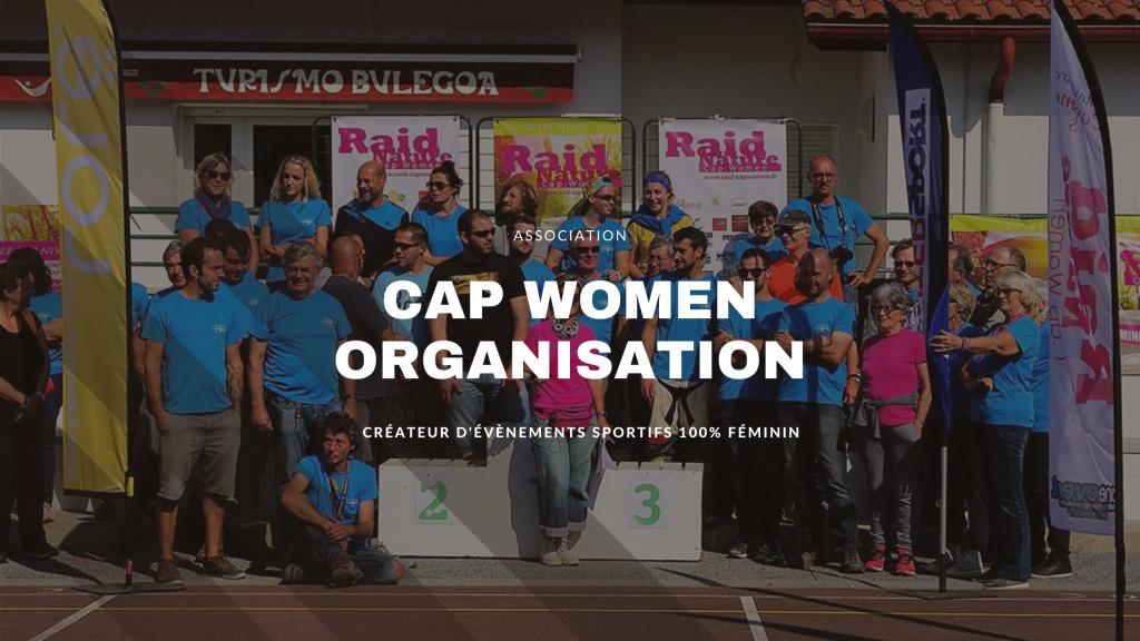 Cap Women Organisation, Créateur événements sportifs féminin, cap women sports aventures
